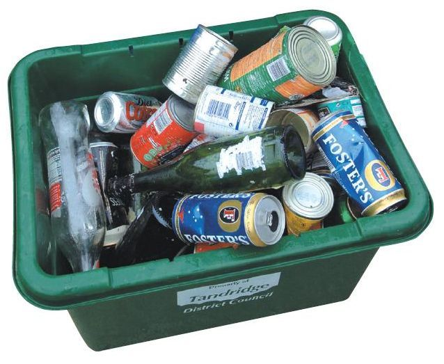 How To Set Up A Recycling Centre At Home My Zero Waste