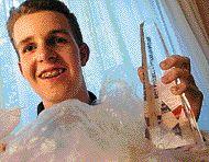 Daniel Burd - the brains behind the plastic eating microbe