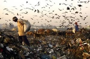 indias landfill full of british rubbish