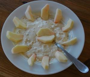 sunshine for breakfast - a zero waste meal