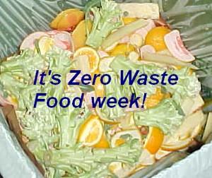 zero waste food week challenge day three
