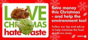 love christmas hate waste