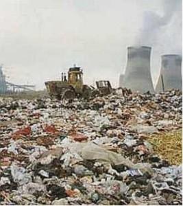 reducing landfill waste