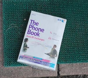 phonebook - junk mail