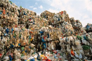 Importing and exporting recyclable waste in Britain?