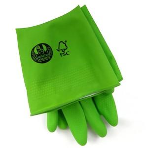 zero waste rubber gloves!