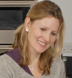 "Alison Lindley, Ella's Mum from ""Ella's Kitchen"""