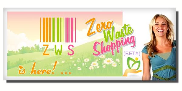zero waste shopping is online