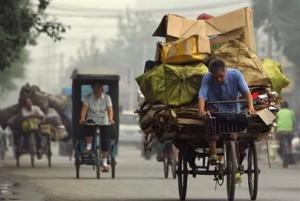 Recycling in beijing