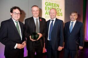 Wadebridge Renewable Energy Network wins top green energy award