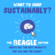 Beagle button browser extension for sustainable ethical shopping