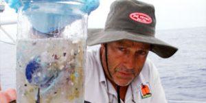 Capt. Charles Moore on the seas of plastic